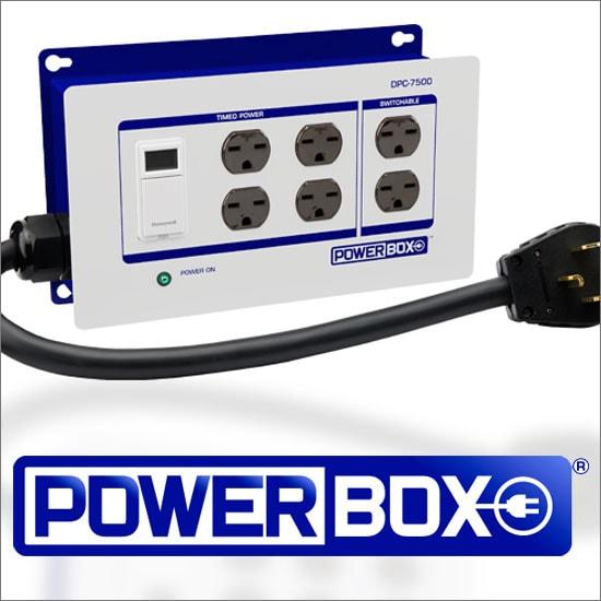 PowerBox DPC-7500 240V