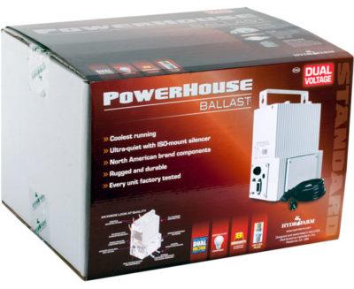 Powerhouse Ballast 480v