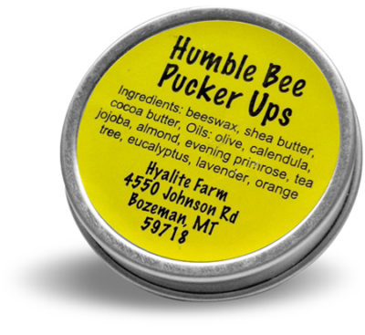 Humble Bee Pucker Up Salves 1