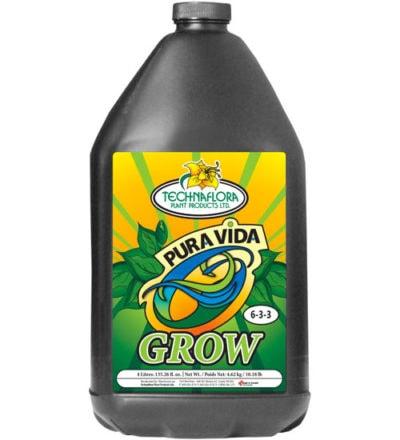Pura Vida Grow Nutrient