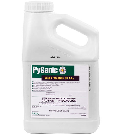 PyGanic EC Crop Protection