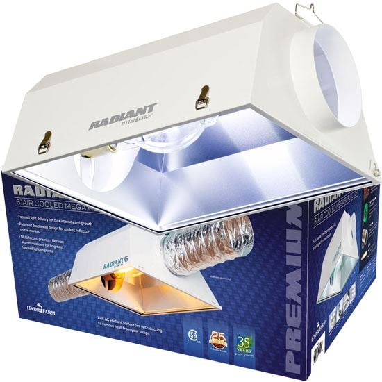 Radiant 6 Reflector