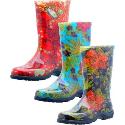 Rain And Garden Boots By Sloggers Planet Natural