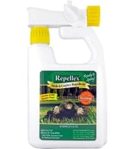 Mole and Vole Repellent