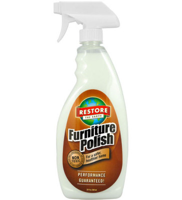 Furniture Polish 100% Natural 22oz