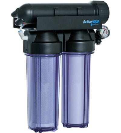 Reverse Osmosis System (3-Stage/ 100 GPD)