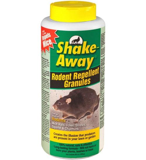 Shake Away Rodent