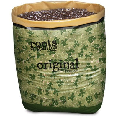 Roots Organic Soil