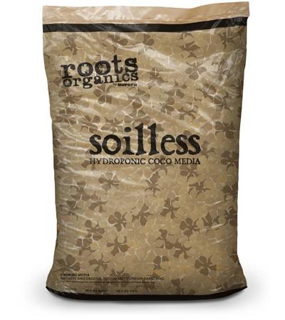 Roots Organics Soilless Coco Media