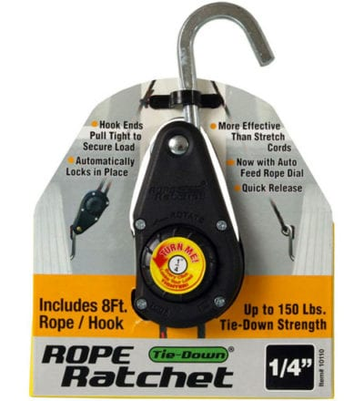 Rope Ratchet (1/4 Inch)