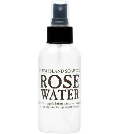 Rose Water Facial Toner