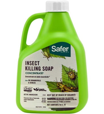 Safer Insecticidal Soap