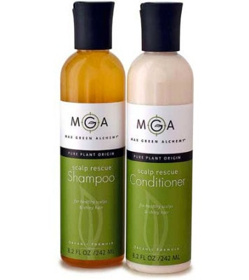 Scalp Rescue Shampoo & Conditioner