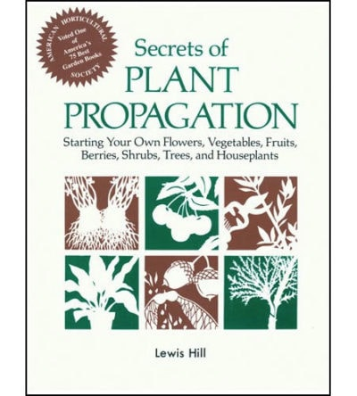 Secrets of Plant Propagation Book