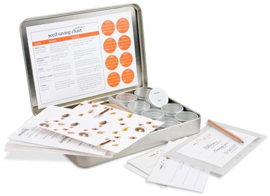 Seed Saving Kit