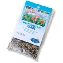 Wildflower Mix for Shade