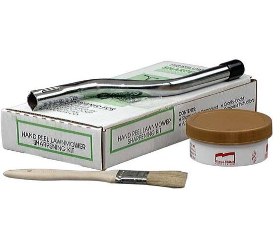 Reel Mower Sharpening Kit