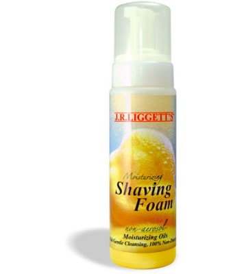 J.R. Liggett's Shaving Foam