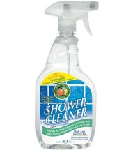Natural Shower Cleaner