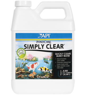 Simply Clear Pond Clarifier