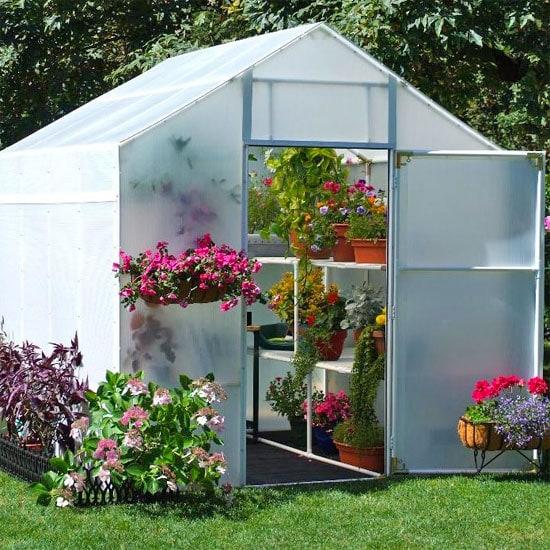 Garden Master Greenhouse by Solexx Planet Natural