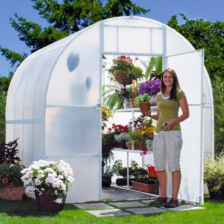 Garden Oasis Greenhouse