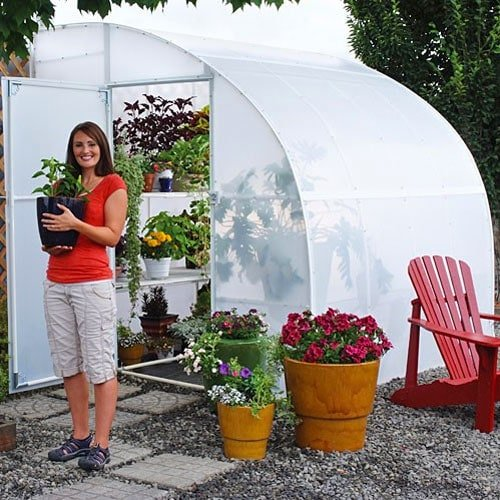 Harvester Greenhouse
