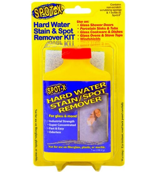 Spot x hard water stain remover 7oz planet natural finally a hard water stain cleaner that does not contain dangerous caustic acids spot x uses finely powdered shells to effectively remove water spots planetlyrics Image collections