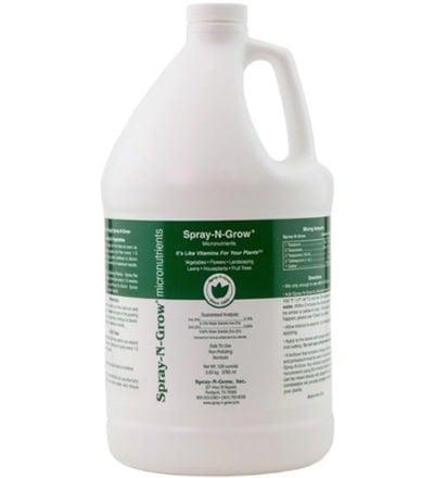 Spray-N-Grow