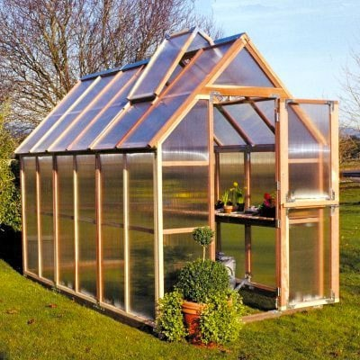 Mount Hood Gardenhouse By Sunshine Free Shipping