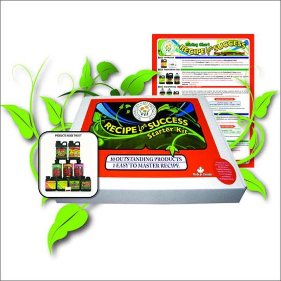Technaflora Nutrient Kit
