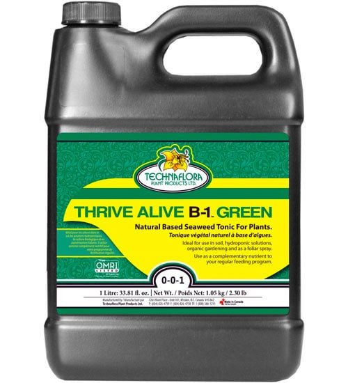 Technaflora Thrive Alive B-1 Green