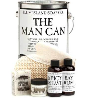 The Man Can Gift Pack