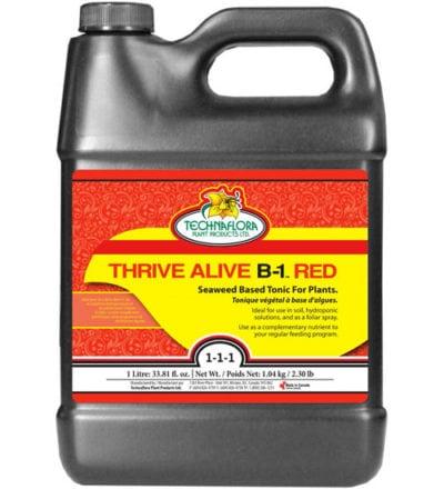 Technaflora Thrive Alive B-1 Red