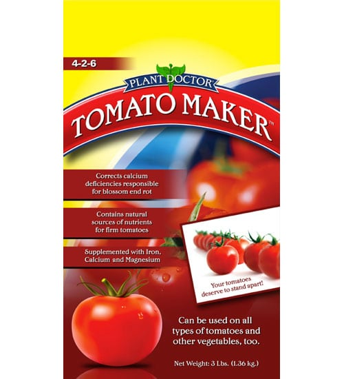 Tomato Maker Fertilizer
