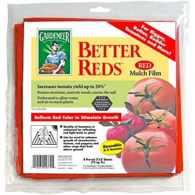 Better Reds Tomato Mulch
