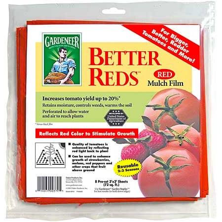 Better Reds Tomato Mulch