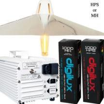 Vertical Grow Light Kit