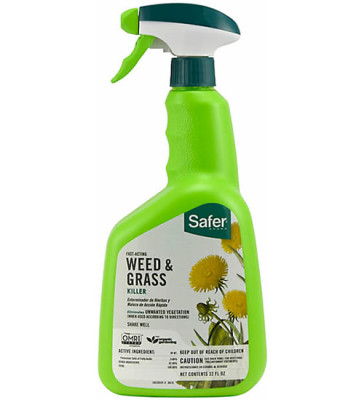 Fast Acting Weed & Grass Killer