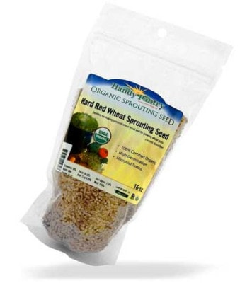 Wheatgrass Seed (Hard Red)
