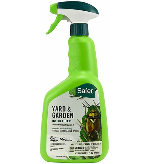 Yard Garden Insect Killer By Safer 32oz Planet Natural