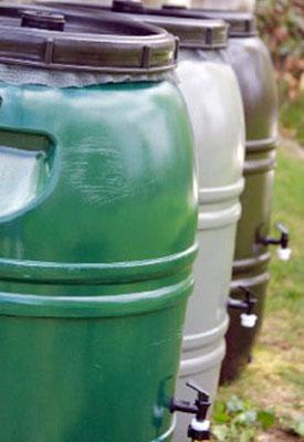 American Rain Barrels