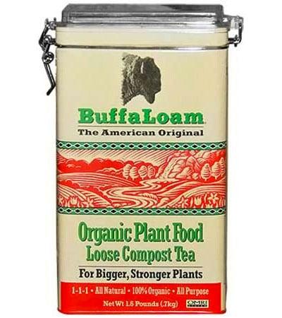 Buffaloam Compost Tea