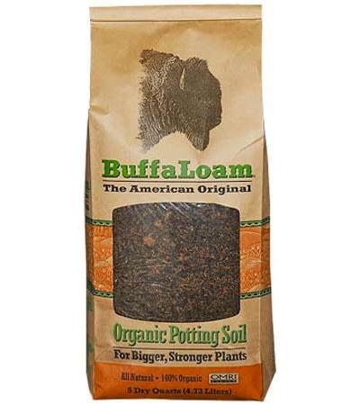 Buffaloam Potting Soil