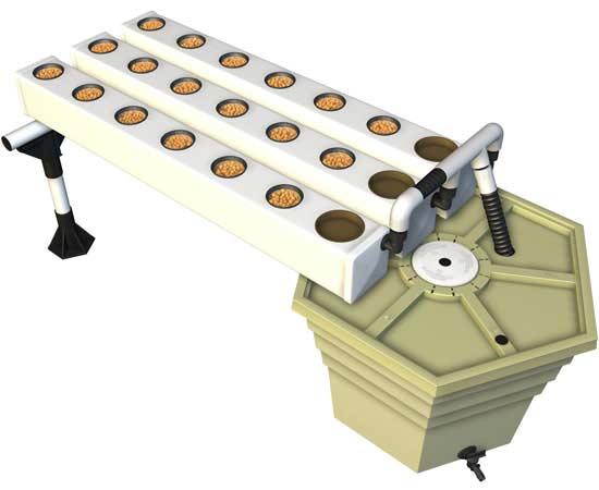 AeroFlo Aeroponic System