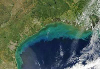 Fertilizer Runoff And The Gulf Dead Zone Planet Natural