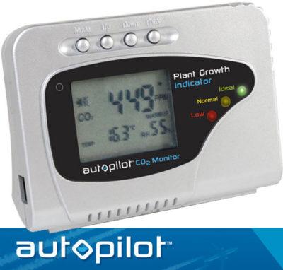 Autopilot CO2 Monitor