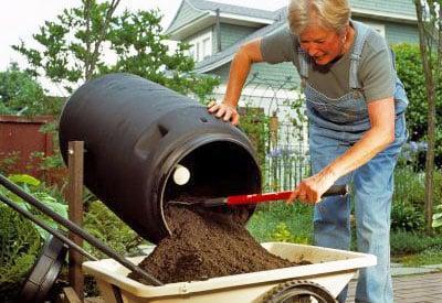 compost tumbler UK