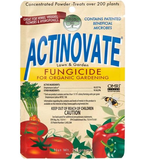 Actinovate Fungicide