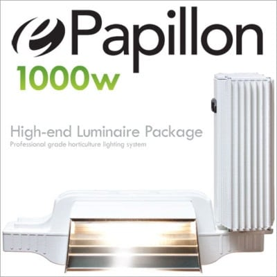 e-Papillon Grow Light